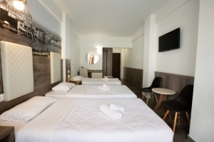 ROOMS & SUITES, Hotel Metropolitan | Thessaloniki hotels | Thessaloniki | Macedonia | Greece